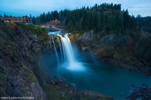 Snoqualmie Falls at it's best