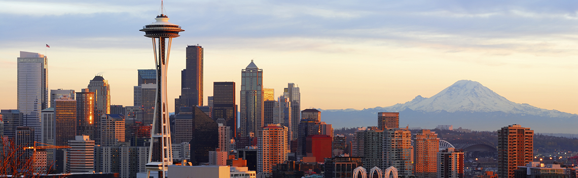 Downtown Seattle – Panorama