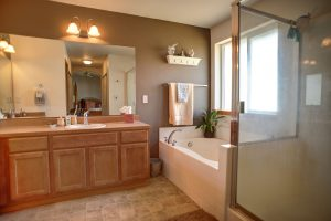 A Full Featured Master Bath